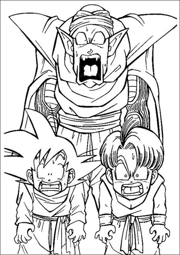 dragon ball ausmalbilder-20