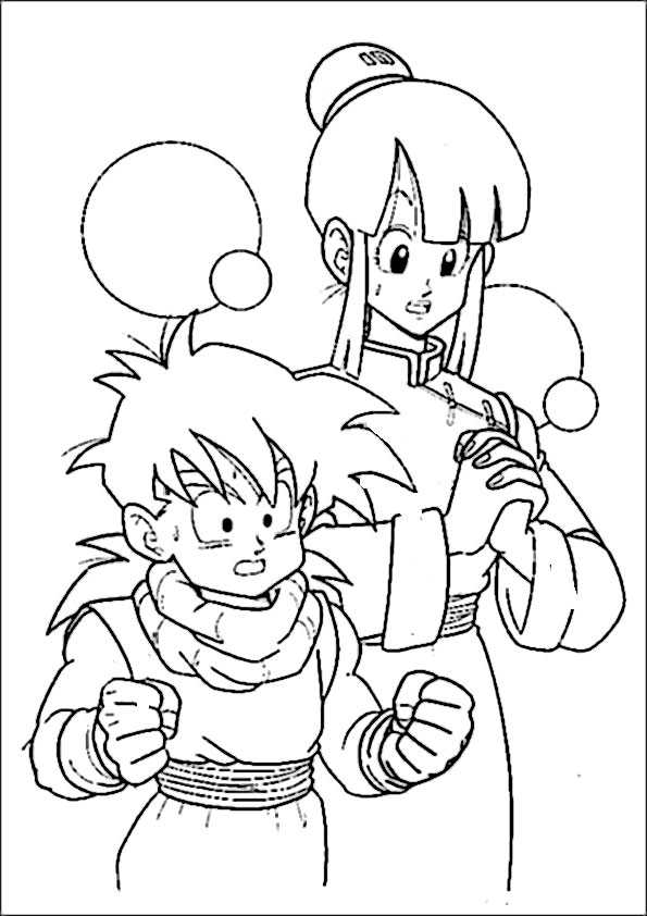 dragon ball ausmalbilder-22