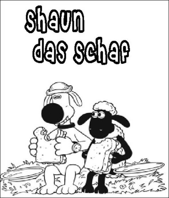 Shaun Das Schaf Ausmalbilder 7 Ausmalbilder Malvorlagen