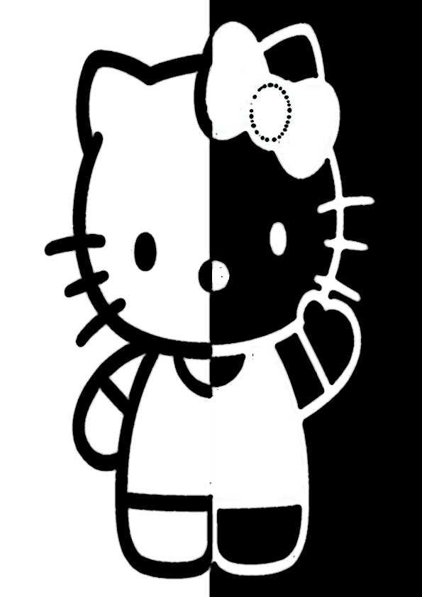 ausmalbilder hello kitty-56