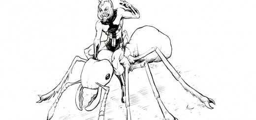 ausmalbilder ant-man-2