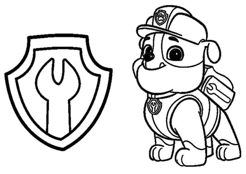 ausmalbilder paw patrol-19