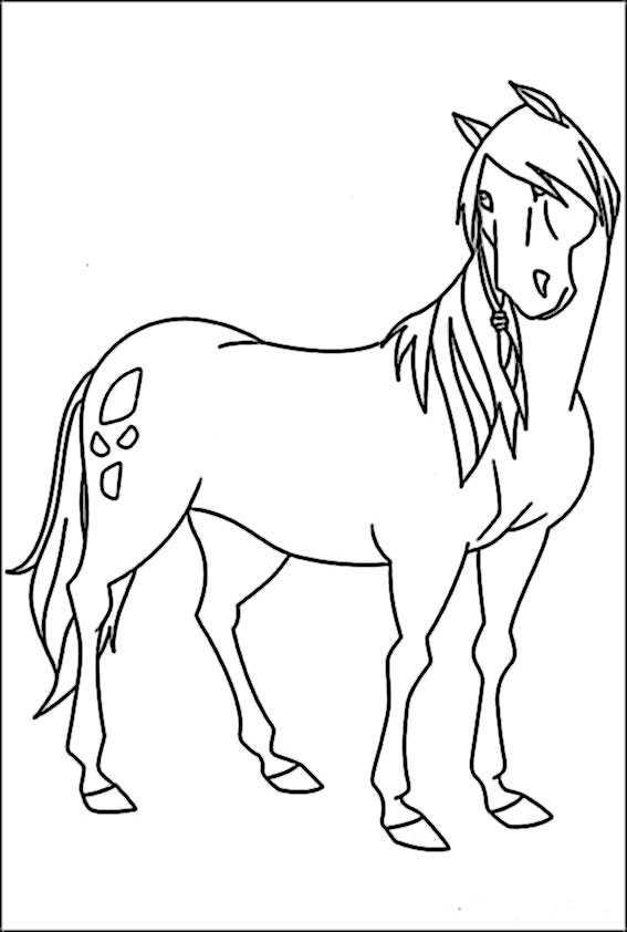 ausmalbilder lenas ranch-11