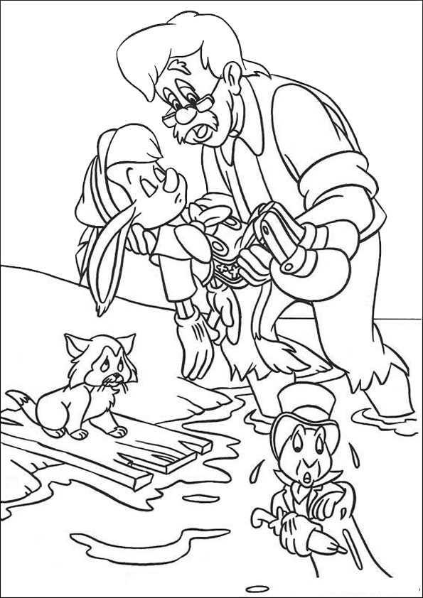 ausmalbilder märchenbilder -8