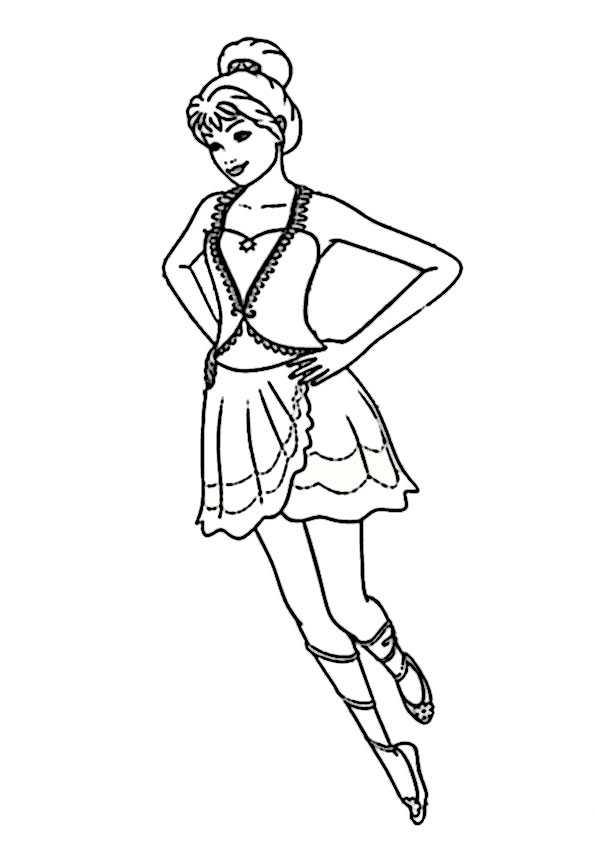 ausmalbilder ballett-10