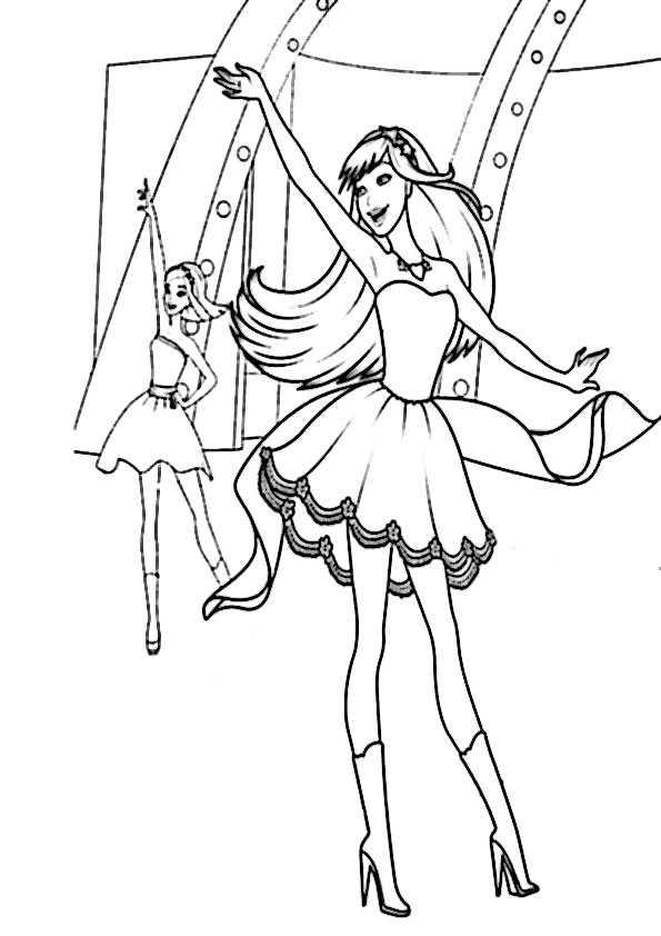 ausmalbilder ballett-8