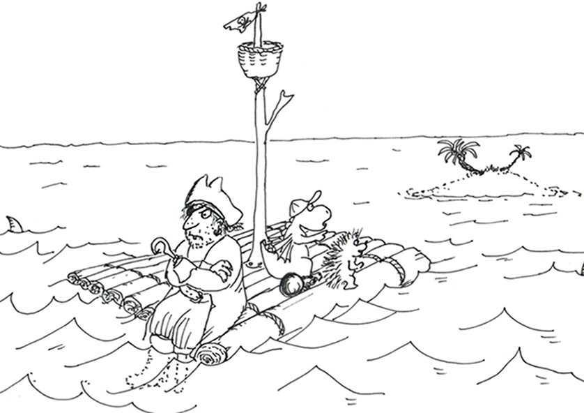 ausmalbilder drache kokosnuss-8