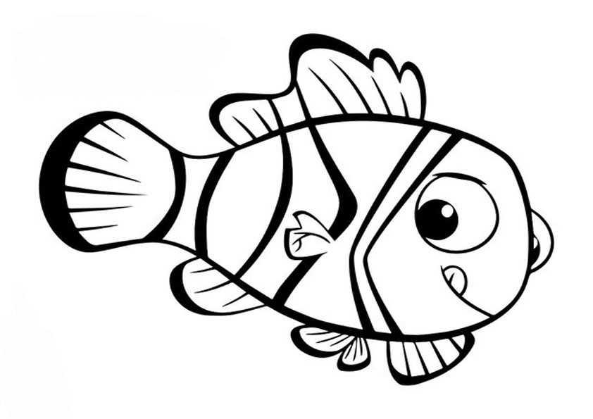 ausmalbilder fische-13