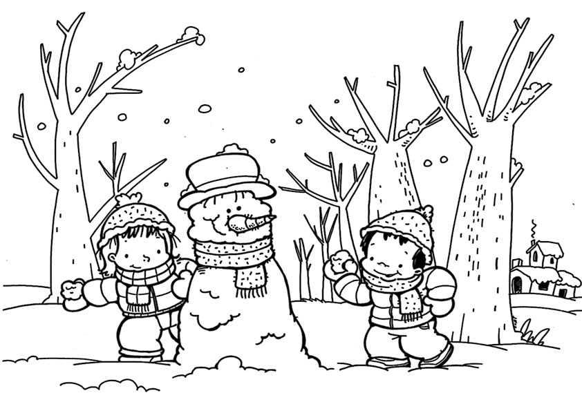 ausmalbilder winter-1