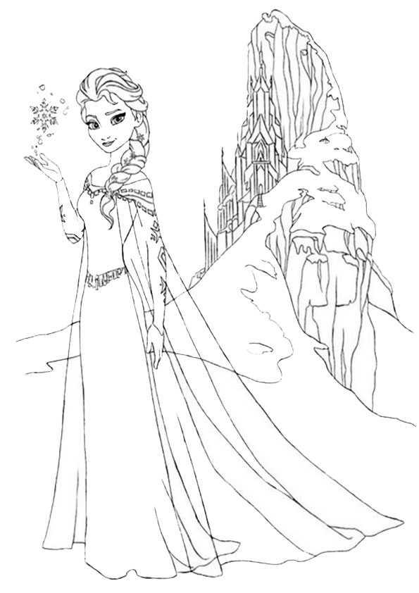 ausmalbilder eiskönigin-49