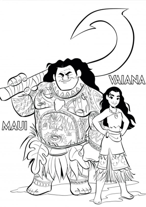 ausmalbilder vaiana-1