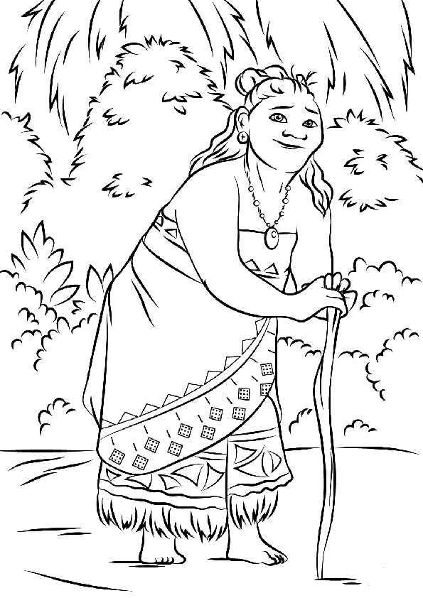 ausmalbilder vaiana-5