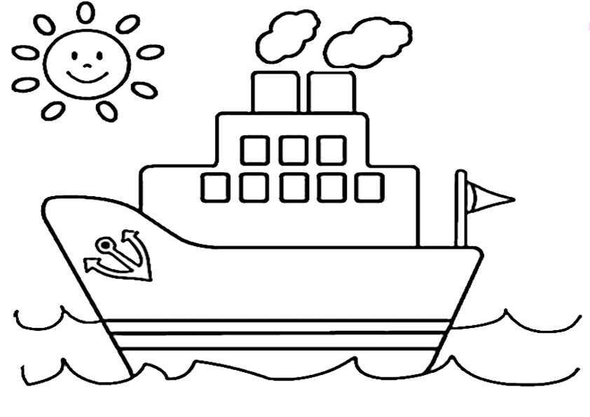 ausmalbilder schiffe-1