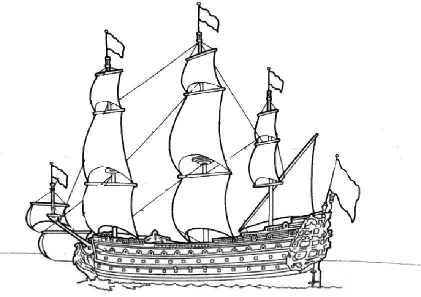 ausmalbilder schiffe-15