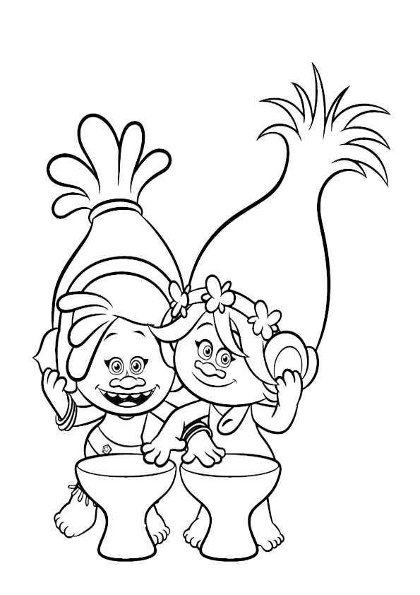 ausmalbilder trolls-12