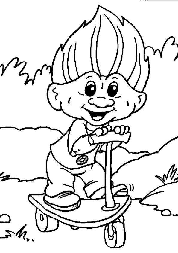 ausmalbilder trolls-14