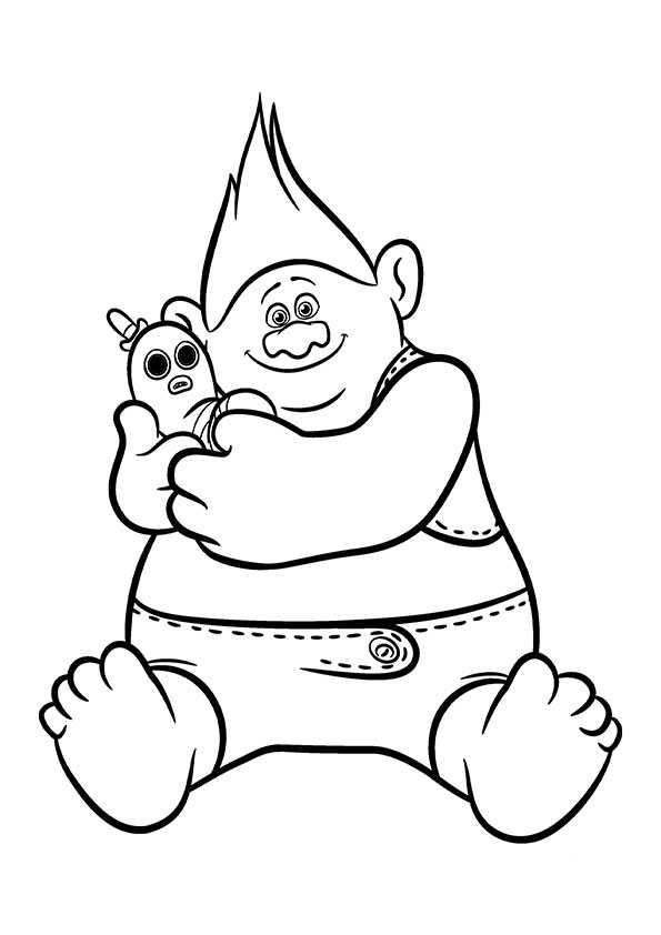 ausmalbilder trolls-5