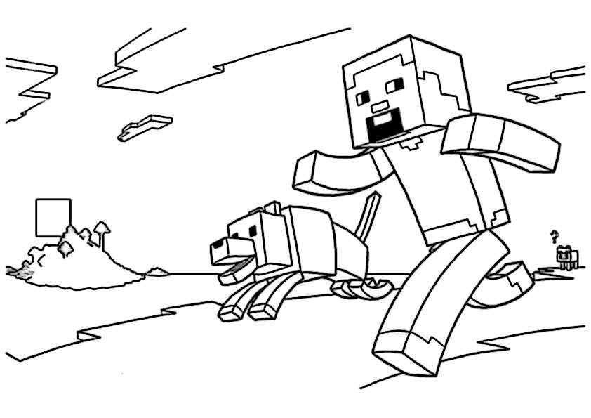 malvorlagen minecraft drucken - 28 images - minecraft 9