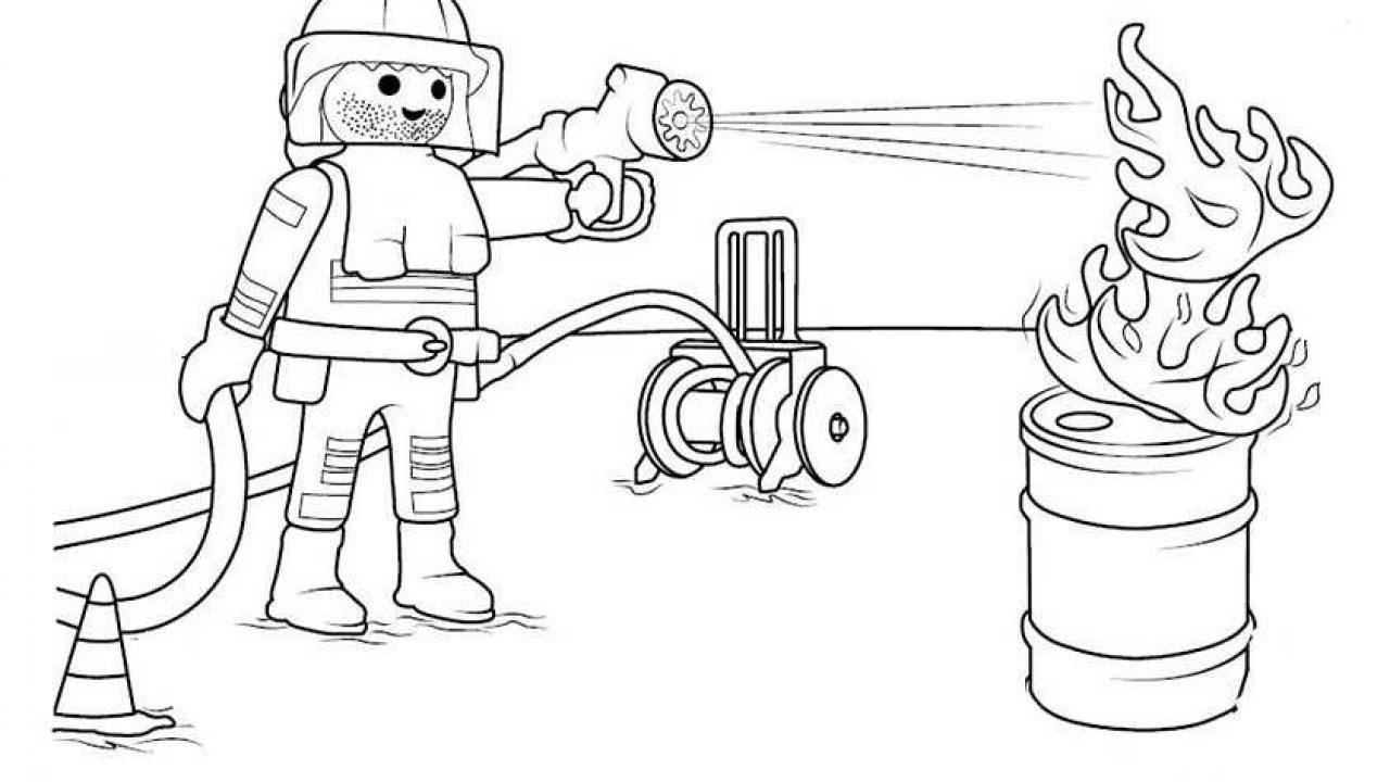 Playmobil 8 Ausmalbilder Malvorlagen