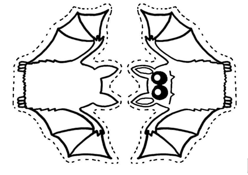 ausmalbilder halloween -63