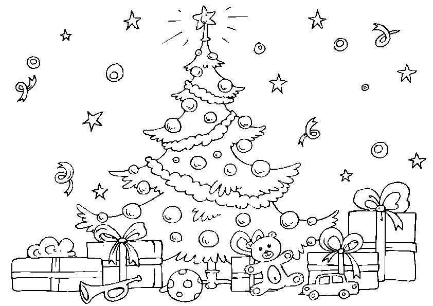 ausmalbilder weihnachten-112