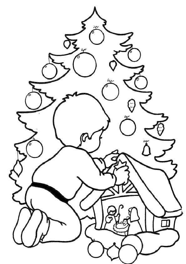 ausmalbilder weihnachten-115