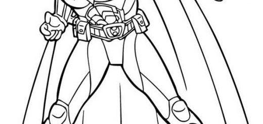ausmalbilder batman -2