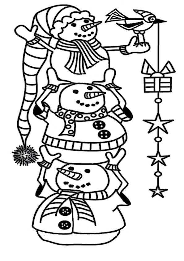 ausmalbilder weihnachten-135