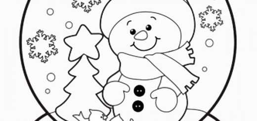 ausmalbilder weihnachten-133
