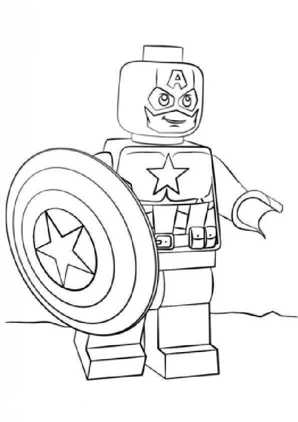 lego helden3  ausmalbilder malvorlagen