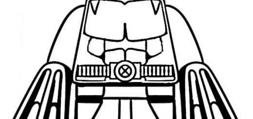 ausmalbilder lego helden -20