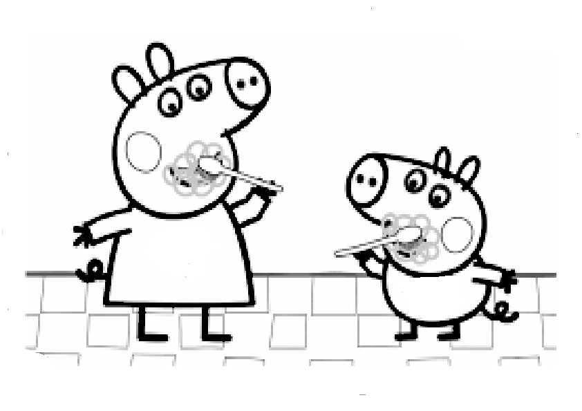 ausmalbilder  peppa pig -38