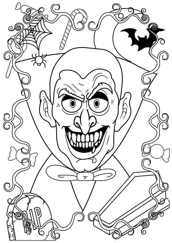 ausmalbilder  halloween -79