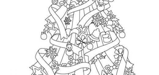 ausmalbilder weihnachten-147
