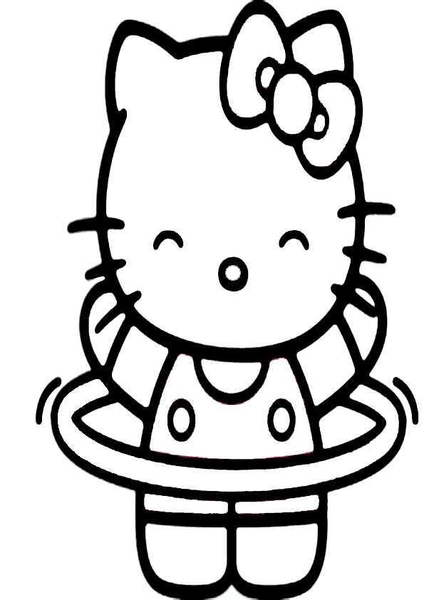 ausmalbilder hello kitty-76