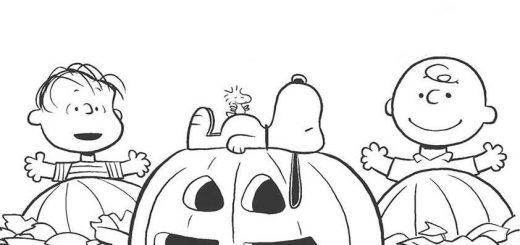 ausmalbilder halloween -94