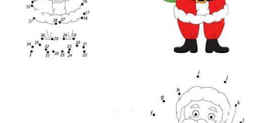 ausmalbilder weihnachten -151